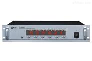 广州校园广播系统厂家生产销售六路信号矩阵器广播周边设备