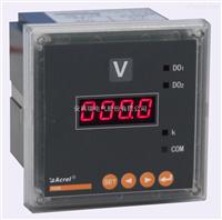 安科瑞 PZ72-DV 单相数字式电压表