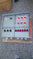 BXD51防爆配电控制箱、铸铝防爆动力配电箱