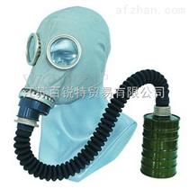 供應橡膠頭套式防毒面具