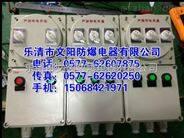 文阳防爆BXM51系列防爆照明配电箱(IIB/IIC)最新报价,防爆配电箱厂家