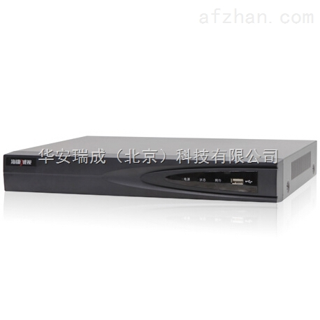 海康威视4路1盘位网络硬盘录像机