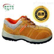 休闲款安全鞋 X1062 (黑反绒)