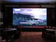 大宴会厅LED多媒体背景彩屏/落地靠墙大屏幕显示器