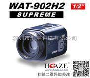 WAT-902H2S WATEC超低照度黑白工业摄像机