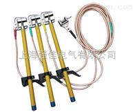 LTX系列平口螺旋压紧式接地棒