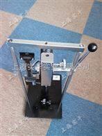 拉压力测试台架手压式拉压测试架型号/厂家