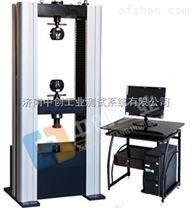 10吨机械式金属材料试验机钢材企业必备检测仪器、铸铁型材抗拉强度检测机
