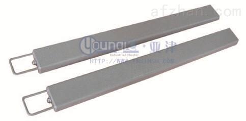 碳钢条形便携式地磅图片