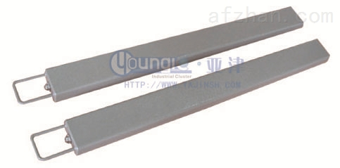 碳钢条形便携式地磅报警功能电子磅