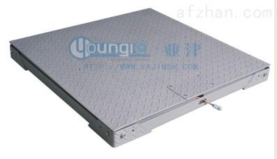 福建超低双层碳钢报警功能电子磅