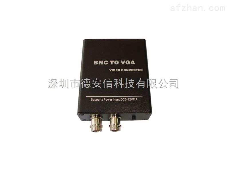 dar-150bnc转vga视频转换器