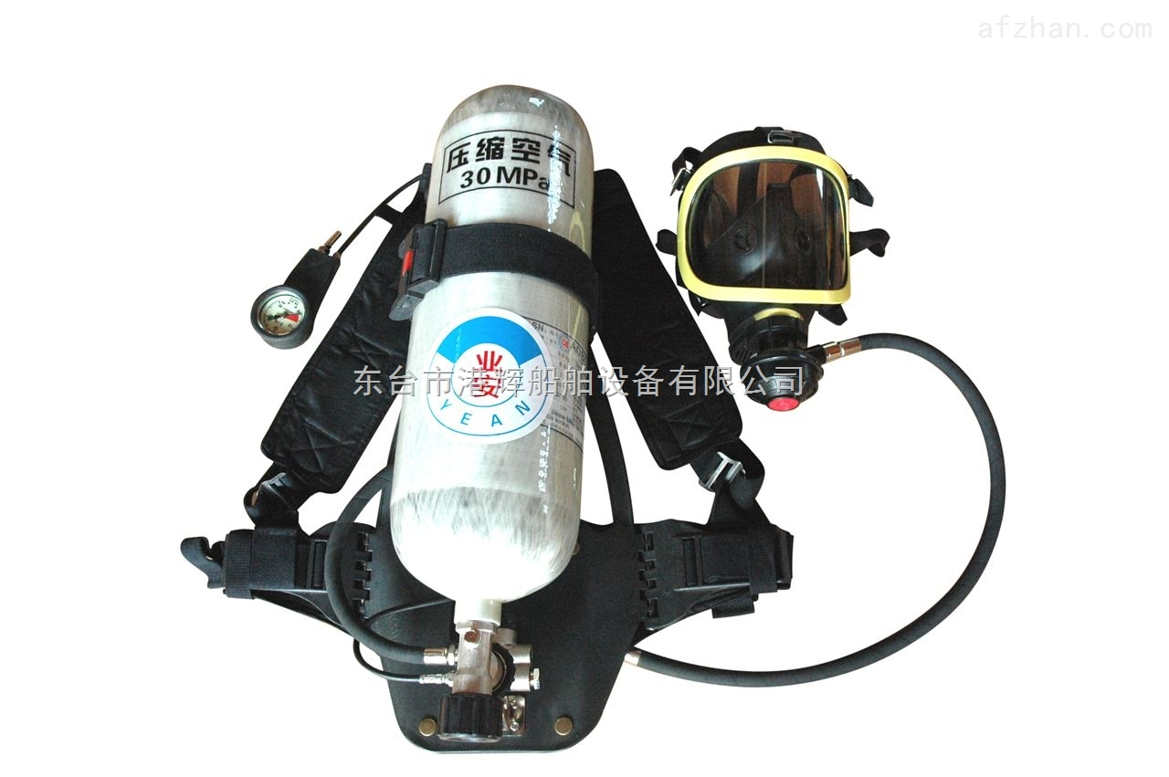 长期供应船用消防呼吸器