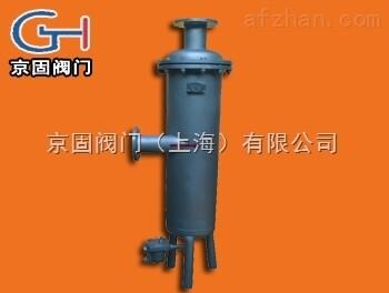 旋流式汽水分离器简介:是一种侧进上出的安装结构
