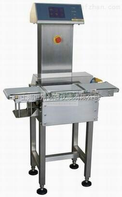 重量检测机使用说明