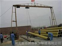 供热管道保温 聚氨酯保温管专业施工