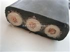 JHSB防水扁电缆500V-3*25电缆报价