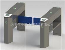 ZYTDZYTD中烨通道供应码头智能刷卡设备电动不锈钢刷卡闸