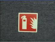 夜光PVC灭火器标志,消防栓等消防器材标识,发光消防警示标志