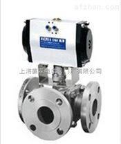 ZJHQ、ZJHX铸钢、不锈钢气动三通调节阀