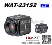 WATEC高分辨高灵敏度彩色摄像机