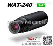 原装WATEC高分辨率彩色摄像机