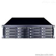 16盘位工业级网络硬盘录像机,视频监控存和转发储单元,视频管理系统
