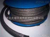 耐高温柔性石墨编织盘根使用温度