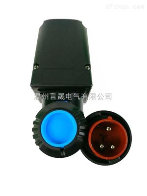 BAC8575-16A防爆防腐插头插座