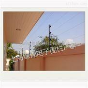 脉冲高压电子围栏主机及前端围栏配件整套销售