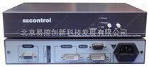 视频信号转换器  VGA转DVI转换器