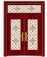 巴西红木复合门