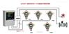 乙炔泄漏探头,乙炔报警器,监测乙炔浓度报警装置