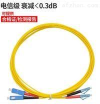 菲尼特单模单芯光纤跳线机房光纤系统