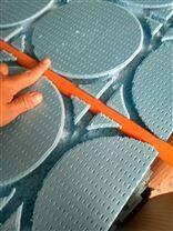 免回填地暖板供应,节能型地暖模块