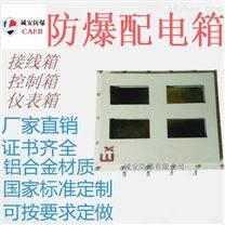 电子秤防爆控制箱 面板可做按键操作