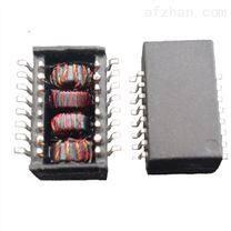 濮阳YL百兆单口POE AF网络变压器的接线法
