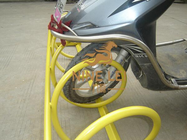 九磊自行车停车架子