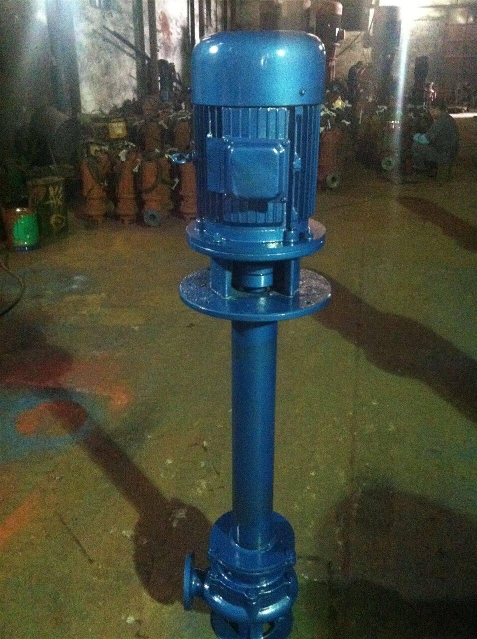 排污泵三相电浮球开关接线图