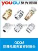 GDQM防爆电缆接头/电缆夹紧密封接头