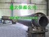 钢套钢聚氨酯地埋防腐保温管
