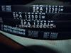 SPA1250LW高速防油三角带SPA1250LW进口三星风机皮带
